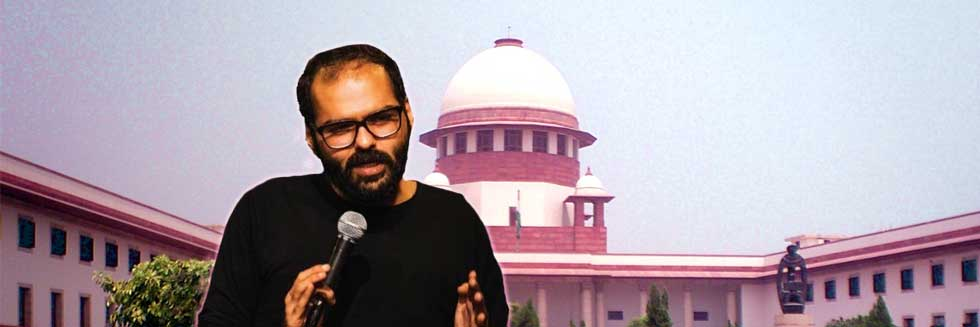 Lawyer seeks contempt case against Kunal Kamra over his tweets criticizing Supreme Court