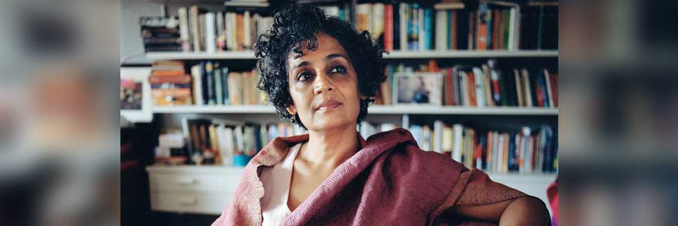 Tamil Nadu University Removed Arundhati Roy's Book from Syllabus after Multiple Complaints