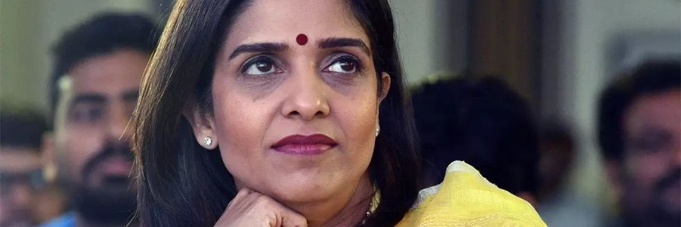 BCCI Ethics Officer Issued Notice to TNCA President Rupa Gurunath over Alleged Conflict of Interest