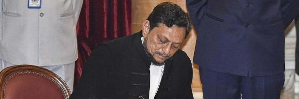 CJI SA Bobde's Mother Duped of Rs 2.5 Crore, Accused Arrested