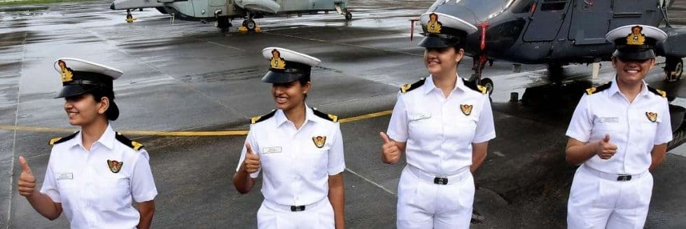 Supreme Court Put the Release of 10 Women Naval Officers on Hold from Services
