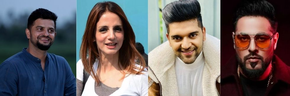 Suresh Raina, Guru Randhawa, 32 Others Booked in A Nightclub Raid; Badshah Allegedly Managed to Escape