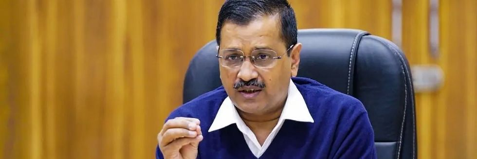 Delhi CM Arvind Kejriwal under House Arrest since His Meeting with Farmers, AAP Alleges