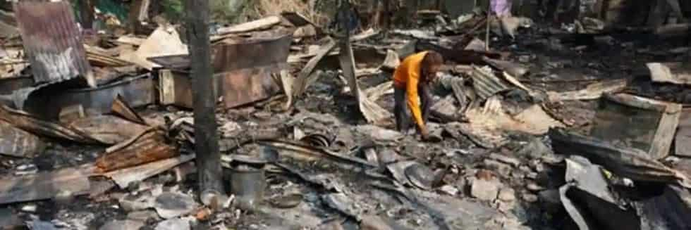 5 Booked for Setting Ablaze Muslim Man's House Allegedly over Converting to Hinduism