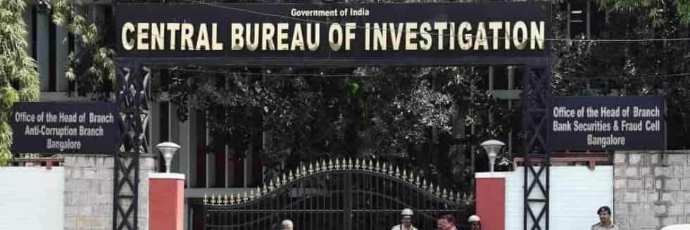 CBI Booked 4 of Its Officials Allegedly for Taking Bribes from Bank Fraud Accused