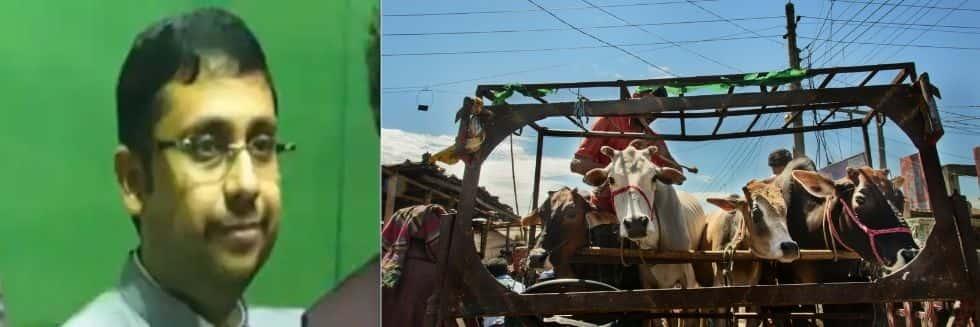 CBI Court Issues Arrest Warrant against Absconding TMC Leader Vinay Mishra: Cow Smuggling Racket Case