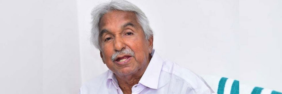 CBI To Probe Rape Charges Against Oommen Chandy, Others