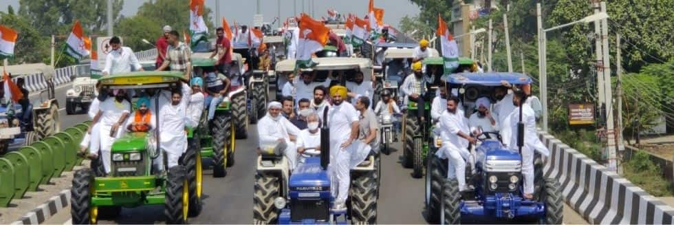 Tractor Rally on Republic Day – SC Says Entry into Delhi to be Decided by Delhi Police
