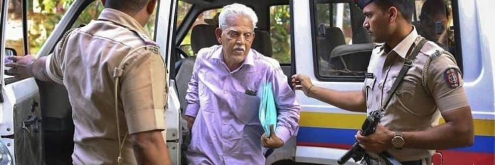 Varavara Rao's Medical Report is a 'Complete Eyewash', Submits Indira Jaising