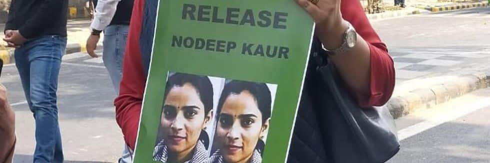 """Beaten and Sexually Assaulted in Police Custody"", Dalit Activist Nodeep Kaur to Move HC after Two Bail Rejections"