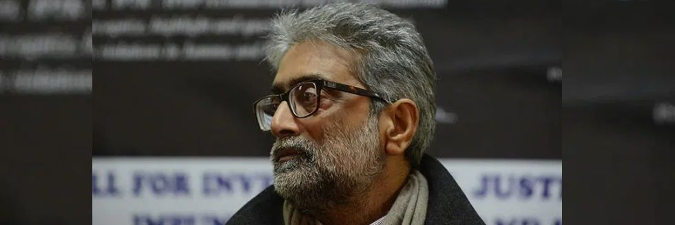 Bombay HC Rejects Gautam Navlakha's Plea for Grant of Default Bail
