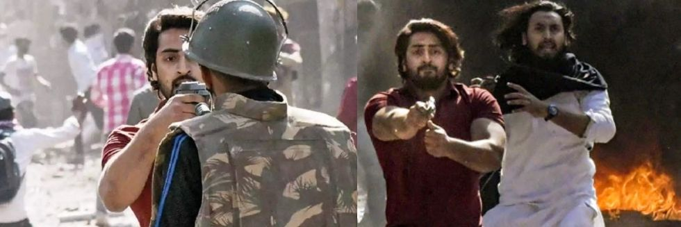 Delhi Court Denies Bail to Shahrukh Pathan, Who Pointed Gun at A Cop During Delhi Riots
