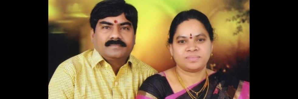Lawyer Couple Hacked To Death In Telangana