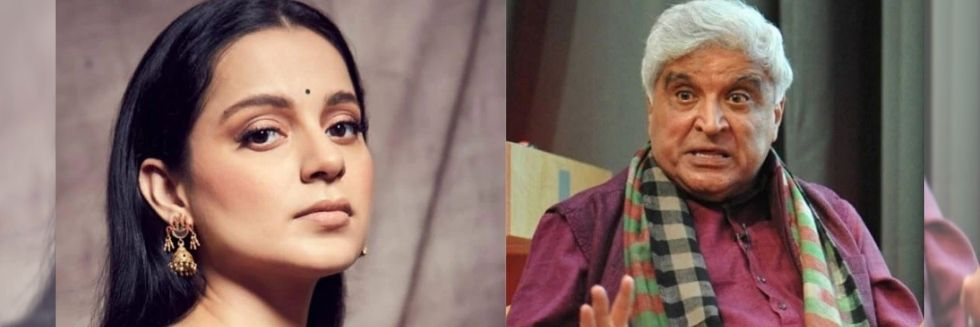 Mumbai Court Summons Kangana On Javed Akhtar's Complaint