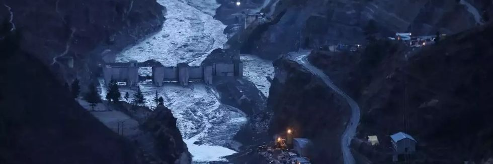 No Link Between Char Dham Road-Widening Project and Glacier Burst Tragedy, Centre Tells SC