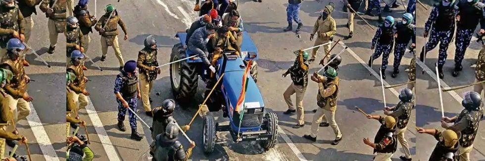Supreme Court Refuses To Entertain Pleas on Tractor Rally Violence