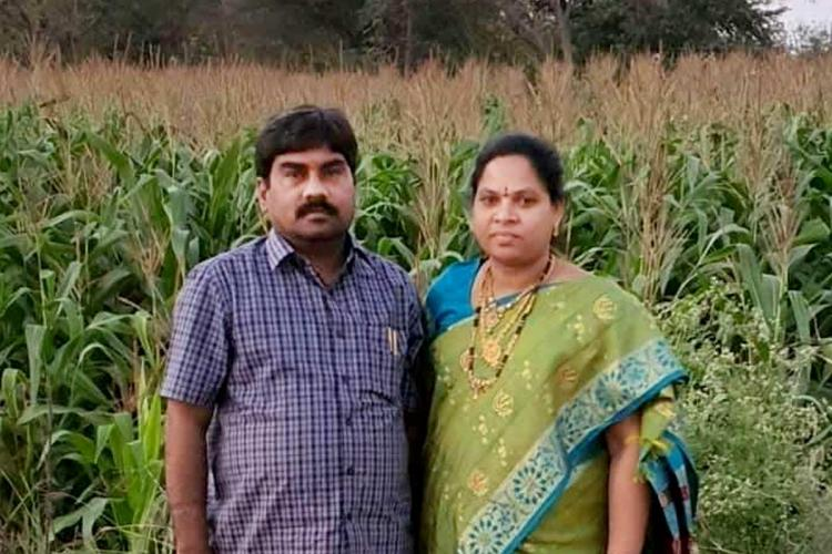 Lawyer Couple Hacked To Death In Telangana Im