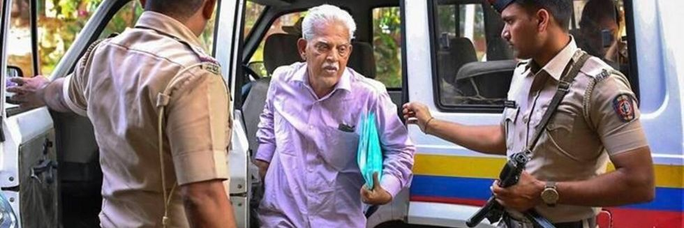 Varavara Rao Granted Bail for Six Months' on Medical Grounds