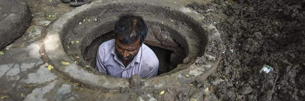 Allahabad HC Seeks State Response In PIL Filed By Law Students For Implementation Of Manual Scavengers Act