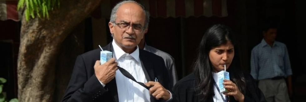 Delhi HC Issues Notice In Prashant Bhushan's Plea Against Rule Barring Lawyers From Appearing For Organisations They Are Part Of