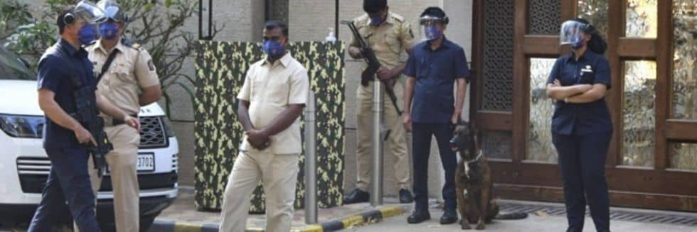 NIA Takes Over Case of Vehicle Laden With Explosives Found Near Mukesh Ambani's Home