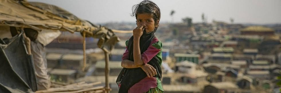 Rohingya case: Country can't be capital for illegal immigrants, Centre tells SC