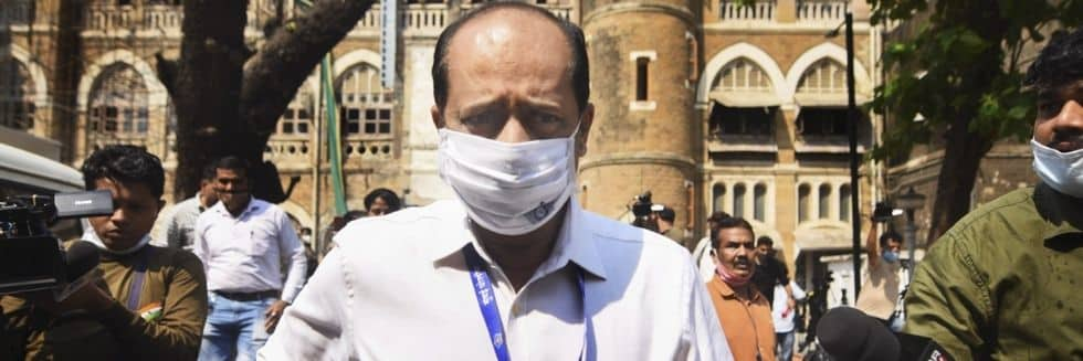 Sachin Waze Remanded to NIA Custody till March 25, in Mukesh Ambani Bomb Threat Case