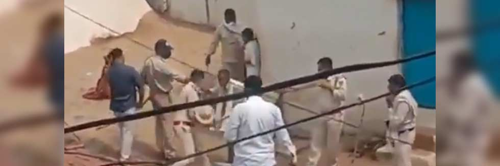 "2 Cops ""Line Attached"" for Beating Covid-19 Patient, Family in Madhya Pradesh"
