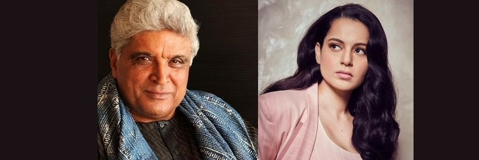 Bombay Court Dismisses Kangana Ranaut's Plea Over Javed Akhtar's Defamation Suit