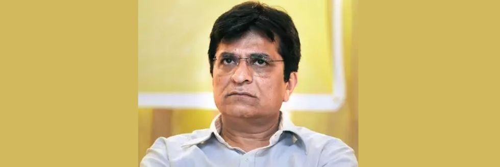 Shiv Sena MLA Files Rs 100-Crore Defamation Suit Against BJP's Kirit Somaiya