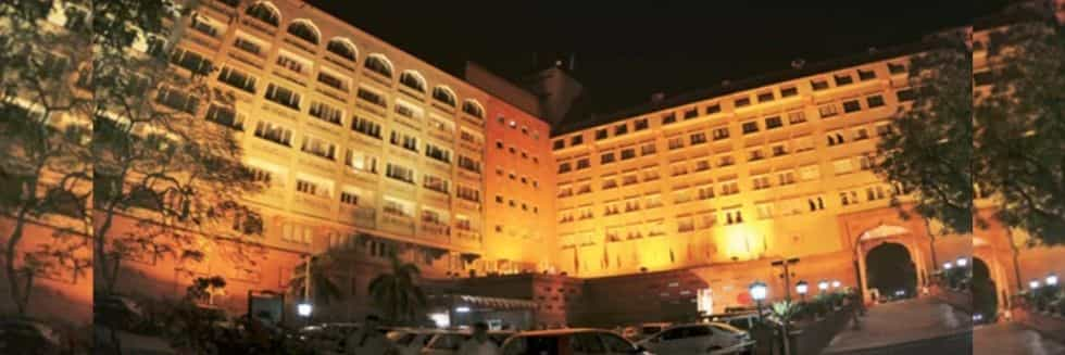While Delhi Scrambling for Beds, Delhi HC Judicial Staff Got 5-Star Hotel as Covid-Facility