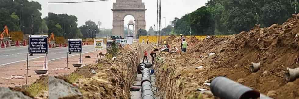 "Central Vista Project ""Vital and Essential"": Delhi HC Rejects Plea, Slaps Rs 1 Lakh Fine"