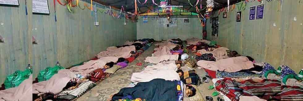 """Providing Night Shelters To Urban Homeless Amid Covid -19 Is Critical"": Karnataka High Court"