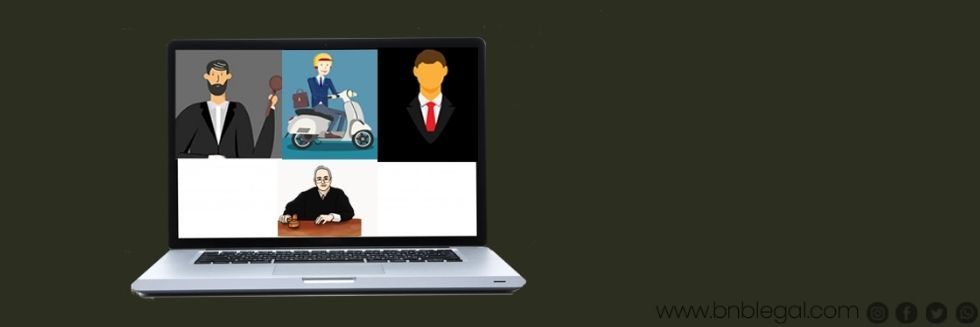 Professional Misconduct Of Lawyers During Virtual Hearings: Allahabad High Court Declined To Hear Lawyer Riding Scooter