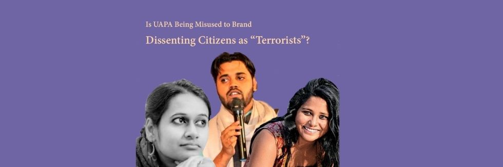 """Is UAPA Being Misused to Brand Dissenting Citizens as """"Terrorists""""?: Delhi Police Moves SC Challenging Student Activists' Bail"""