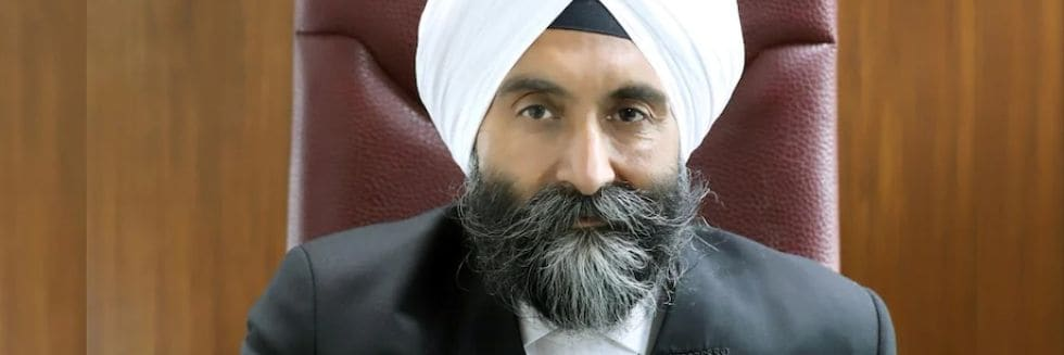 Justice Jasmeet Singh Won Appreciation for Setting a Precedent
