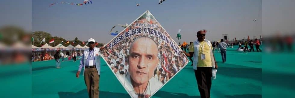 Pakistan Allows Right of Appeal to Indian Death-Row Prisoner Kulbhushan Jadhav