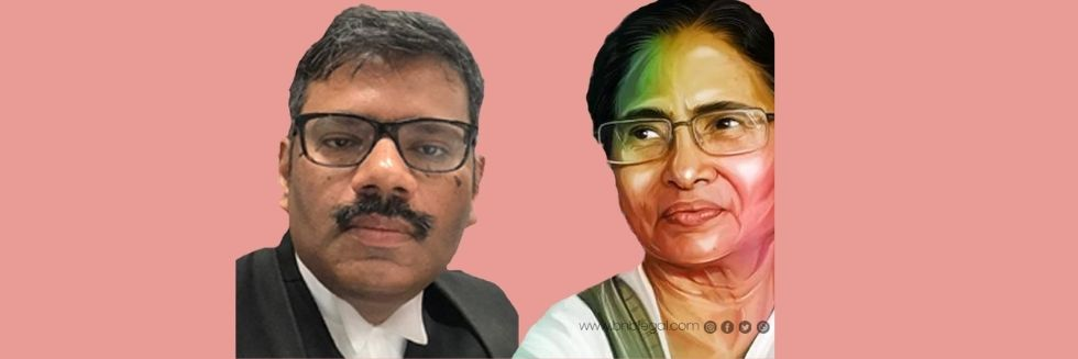 """""""Preplanned Move To Malign a Judge"""": Justice Kaushik Chanda Imposed ₹5 lakh Cost On CM Mamata Banerjee"""