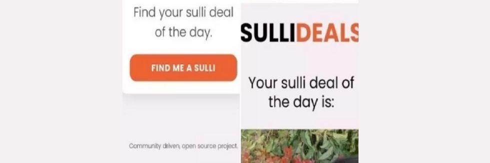 Sulli Deals: Muslim Women 'Up For Sale'
