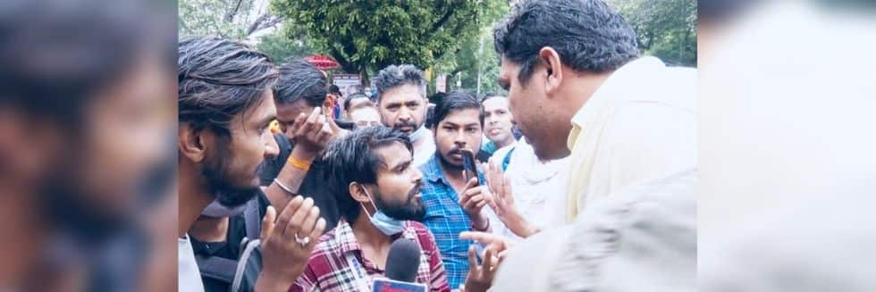 Blatant Anti-Muslim Sloganeering At Jantar Mantar, Journalist Assaulted, Delhi Police Booked Ashwini Upadhyay and Others