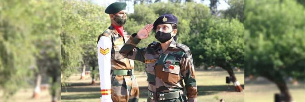 39 of 71 Women Army Officers Get Permanent Commission