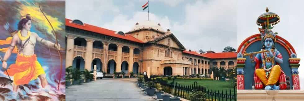 Bring A Law To Honor Deities Ram, Krishna: Allahabad High Court