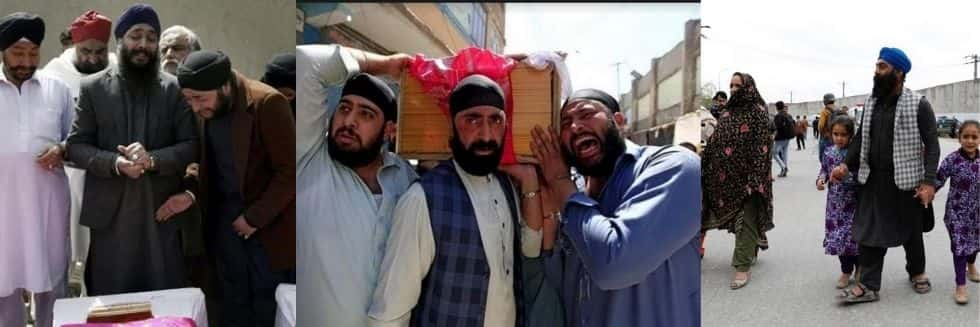 """""""Convert, Leave, Or Get Ready To Die"""": Taliban Allegedly Asked Afghan Sikhs To Make A Choice"""