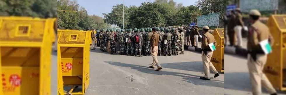 Delhi Police Arrested Pakistani Terrorist in Laxmi Nagar, AK-47 and Hand Grenade Recovered