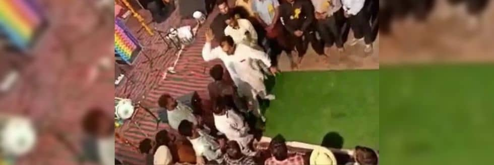 Punjab Congress MLA Slapped Youth When Questioned About Work In His Constituency, Video Goes Viral